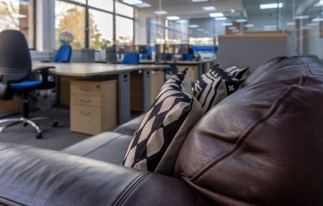 Desk Team | Hot-desking